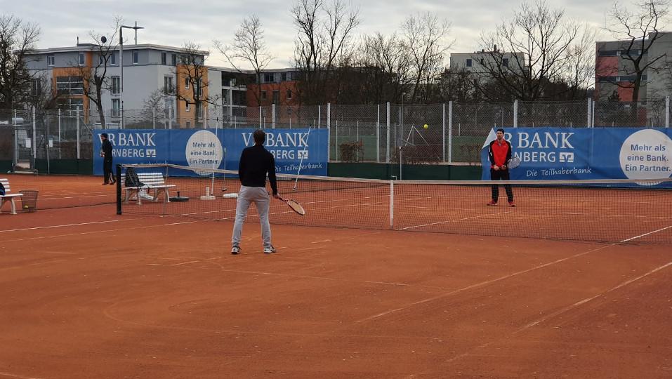 Mehr Tennis geht nicht!