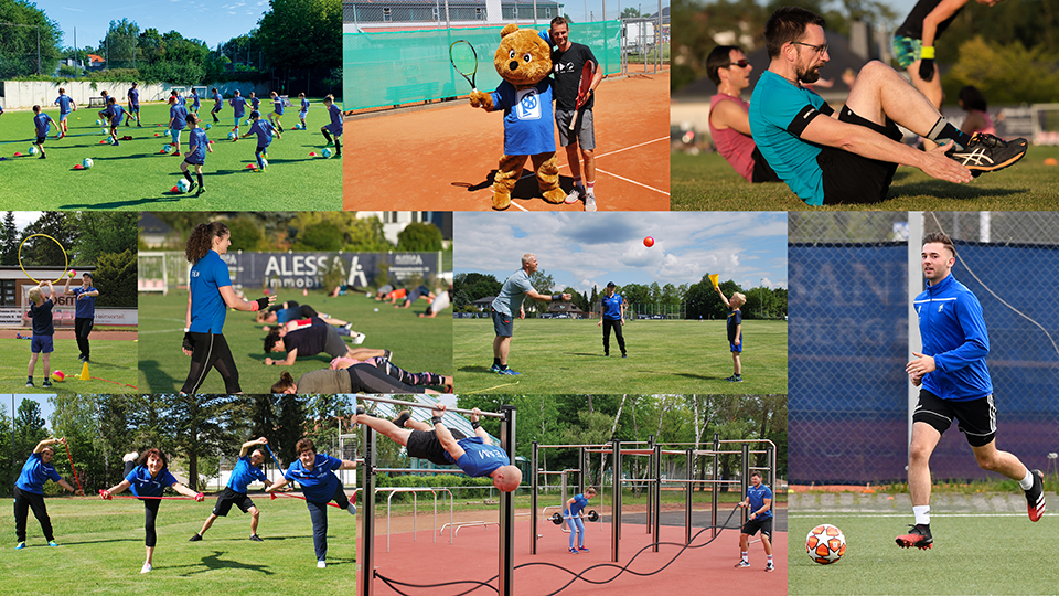 Outdoor-Sport-Aktion 2021